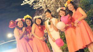 ブライズメイド・ Bridesmaid